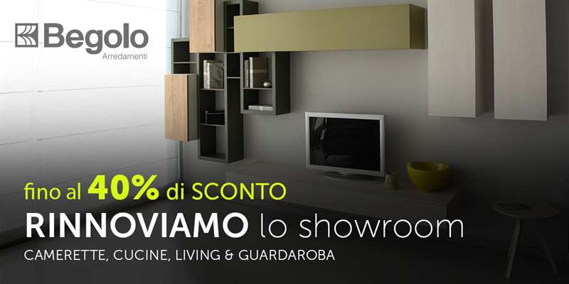 Promo Rinnovo Showroom